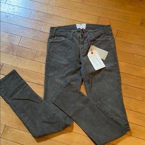 Current/ Elliott corduroy jeans